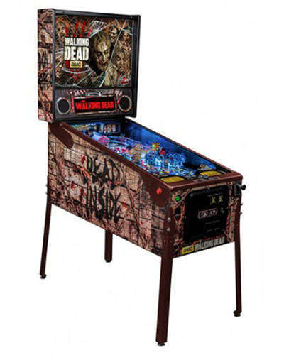 Walking Dead LE pinball at Joystix