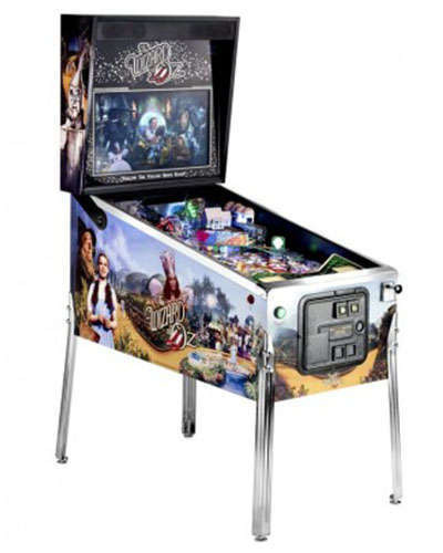 Wizard of Oz standard edition pinball at Joystix