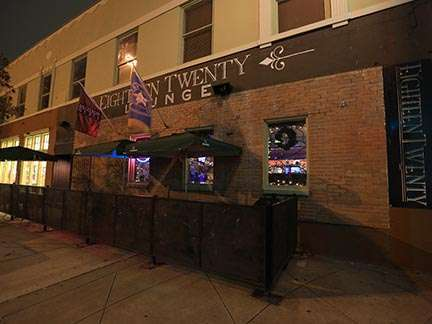 Eighteen Twenty Lounge Street View
