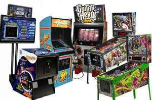 Arcade to Go rental packages from Joystix
