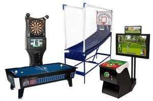 Sports and Pub Games at Joystix