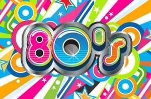 the 80s at joystix