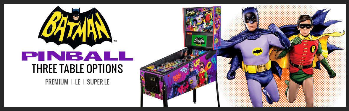 Batman Pinball Slider