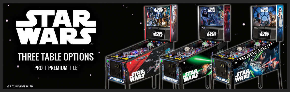 Star Wars Pinball Slider