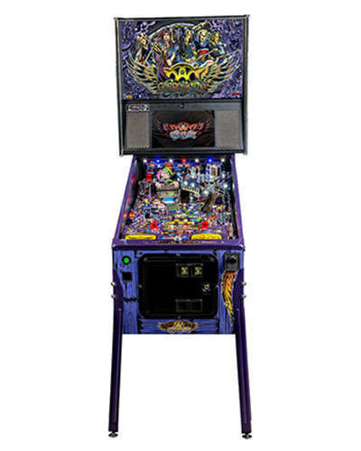 Aerosmith Limited Edition pinball at Joystix 3