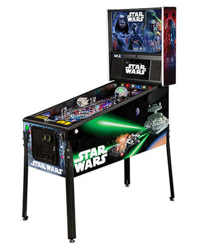 Star Wars Premium Pinball 2 at Joystix
