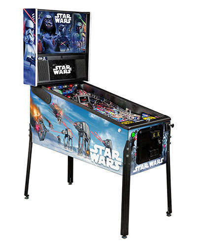 Star Wars Premium Pinball at Joystix
