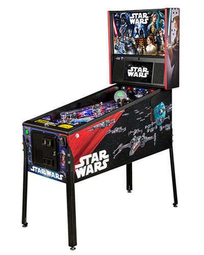 Star Wars Pro Pinball 2 at Joystix
