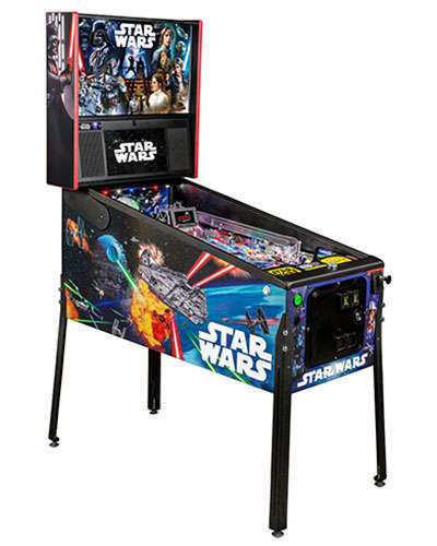 Star Wars Pro Pinball at Joystix
