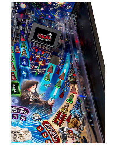 Star Wars Pro Pinball details 3 at Joystix