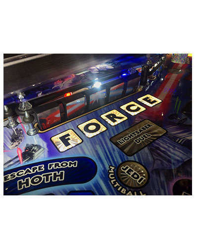 Star Wars Pro Pinball details 4 at Joystix