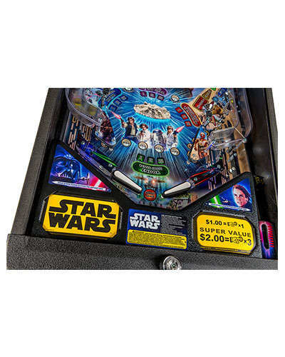 Star Wars Pro Pinball details 5 at Joystix