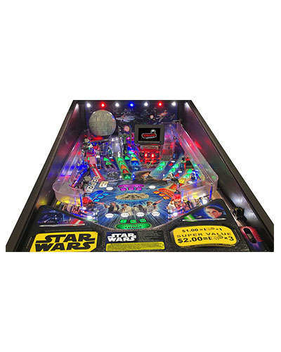 Star Wars Pro Pinball details 6 at Joystix