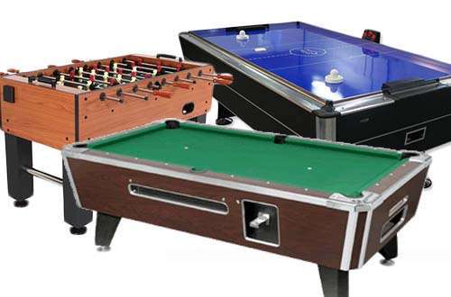 Table Game Rental Package at Joystix