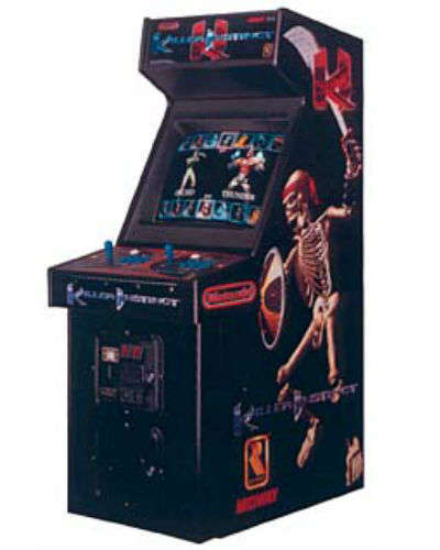 KILLER INSTINCT ARCADE AT JOYSTIX