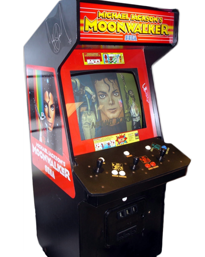 michael jackson moonwalker arcade at joystix