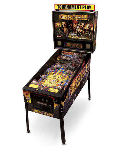 pirates of the caribbean pinball joystix houston