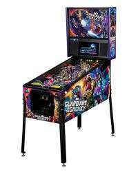 Guardians of the Galaxy Premium Edition Pinball at Joystix