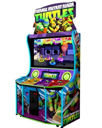 Teenage Mutant Ninja Turtles 2018
