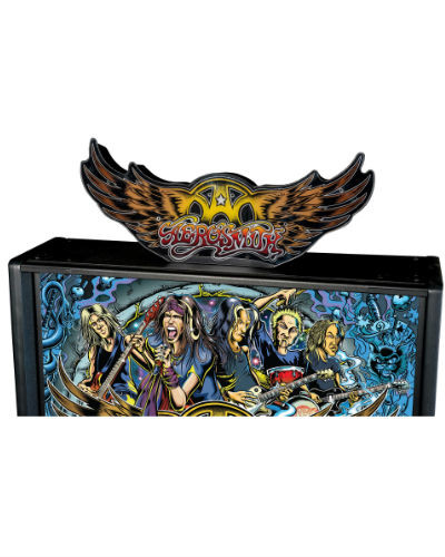 AEROSMITH TOPPER AT JOYSTIX