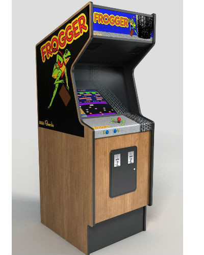 FROGGER ARCADE GAME AT JOYSTIX