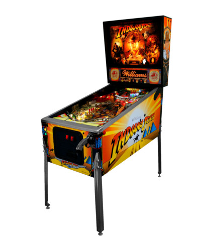 Idiana Jones Pinball Final Copy