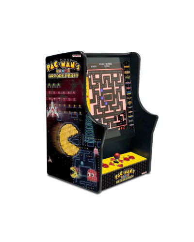 PAC MAN ARCADE PARTY COUNTER TOP AT JOYSTIX