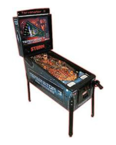 TERMINATOR 3 PINBALL AT JOYSTIX