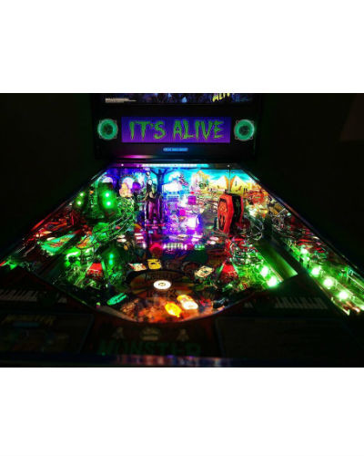 MONSTER BASH PLAYFIELD 2