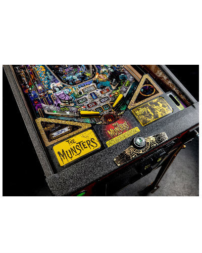 munsters le playfield 2