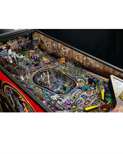 munsters le playfield 4