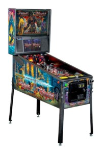 black knight pro cabinet at joystix
