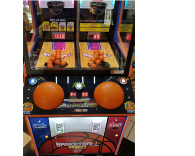 BASKETBALL PRO CONTROLS 2 AT JOYSTIX
