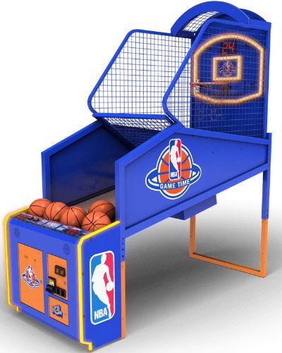 nba gametime basketball at joystix