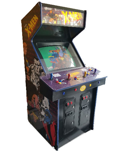 x men arcade at joystix