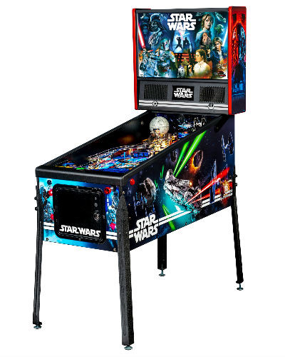 star wars home pinball at joystix right