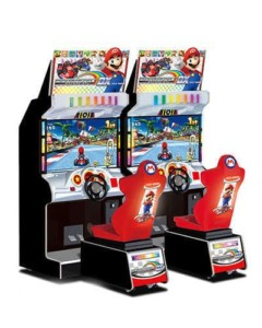 commercial arcade games