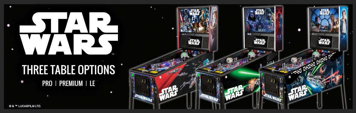 Star Wars Pinball Slider